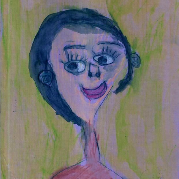 نمایشگاه آثار نقاشی از گودکی تا بیست و هشت سالگی سراب احیائی